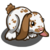 Spotted Lop Rabbit-icon