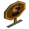 Brown Sheep Mastery Sign-icon