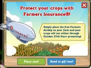 Farmer's Insurance Greeting