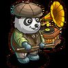 Fox Trot Panda-icon