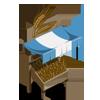 Wheat Stall-icon