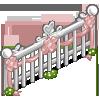 Wedding Fence-icon