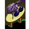 Giant Black Cherry Tree Mastery Sign-icon