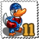 Greased Duck Stamp-icon