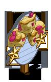 Raspberry Blondie 2 Star Mastery Sign-icon