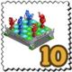 Gem Chess Board Stamp-icon