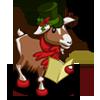 Caroling Goat-icon