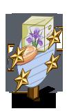 Iris Soap 4 Star Mastery Sign-icon