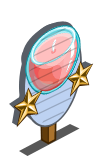 Fresh Breeze Candle 2 Star Mastery Sign-icon
