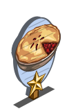 Triple Berry Pie 1 Star Mastery Sign-icon