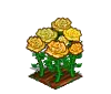 Perfect Yellow Roses-icon