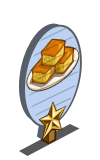 Cornbread 1 Star Mastery Sign-icon