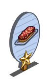 Cranberry Turtle Bar 1 Star Mastery Sign-icon