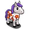 Flowered Horse-icon