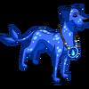 Aqua Tail Dog-icon