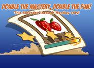 Double Mastery LoadingScreen