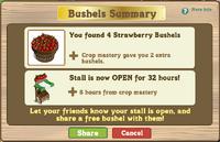 FMarket Bushels Summary