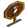 Puffin Mastery Sign-icon