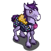 Purple Bedazzled Foal-icon