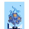 Tarot Card Tree-icon