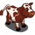 Milking Shorthorn Cow-icon