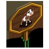 Calf Mastery Sign-icon