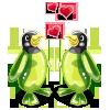 Love Birds (decoration)-icon