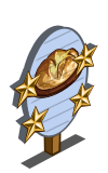 Bush Bread 4 Star Mastery Sign-icon