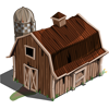 Weathered Barn-icon