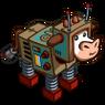 Robot Cow-icon