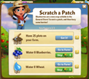 Scratch a Patch