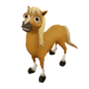 Baby Mustang Horse