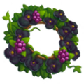 Black Pansy Wreath.png