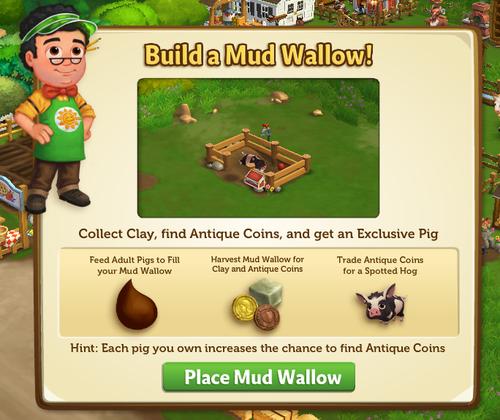 Mud Wallow start