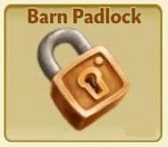 BarnPadlock