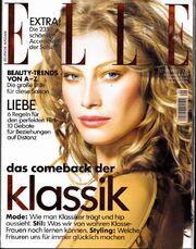 ELLE September 2005-The World`s biggest selling fashion magazin-Deutsche Ausgabe