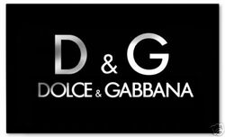 Dolce-and gabbana logo