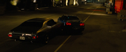 Dom hits Brian - Chevelle & Skyline R34 GT-R