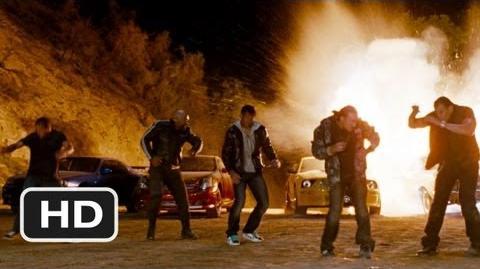 Fast & Furious (8 10) Movie CLIP - Dom vs