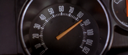 2F2F - Dodge Challenger Speedometer