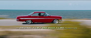Dom driving in Havana (1961 Impala - F8)