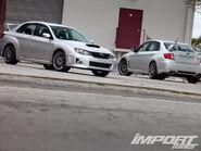 2011 Subaru Impreza WRX STI - Fast Five