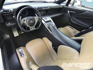 Han's Lexus LFA - Fast Five