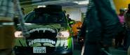 Twinkie's VW Touran - Car Park