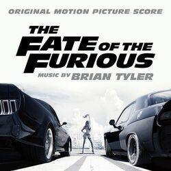 Fate-furious score cover