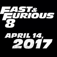 Fast and Furious 8 Instagram