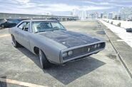 1970 Dodge Charger - Rio Rooftop (Fast Five)