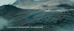 Caucasus Mountains - Furious 7