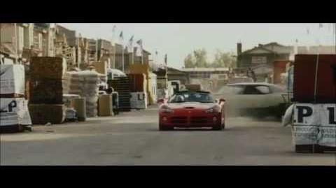 Fast and Furious 3 Tokyo Drift - Race 1