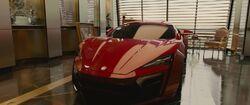 Lykan HyperSport - Furious 7